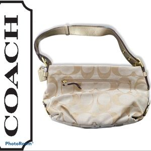 Like New Authentic Coach Bag